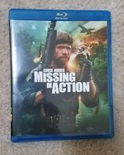 Missing in Action (Blu-ray Disc, 2012)
