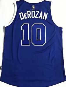 MEN-NWT-L RETRO DEMAR DEROZAN TORONTO RAPTORS/HUSKIES SWINGMAN NBA ADIDAS JERSEY