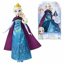 Elsa Doll | Disney Frozen | Hasbro B9203 | Magical Royal Reveal