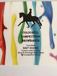 Colourful Competition Browbands
