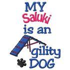 My Saluki is An Agility Dog Sweatshirt - DC1828L Size S - XXL