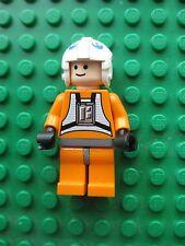 Lego DAK RALTER Rebel Pilot Minifigure Star Wars 7666 Hoth