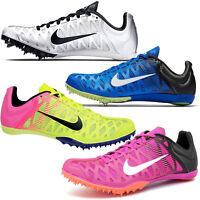 New Nike Zoom Maxcat 4 Track & Field Spikes Sprint Racing Shoes, Mens Womens