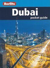 Berlitz Dubai Pocket Guide *FREE SHIPPING - NEW*