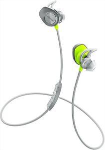 Bose Soundsport Wireless Headphone Wireless Earphones Citron SSport WLSS CTN NEW