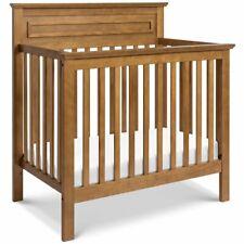 DaVinci Autumn 4-in-1 Convertible Mini Crib in Chestnut