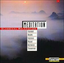 Meditation: Classical Relaxation Vol. 7 (CD, Music, Laser Light, 1991) Brand New