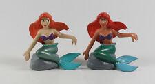 Arielle die Meerjungfrau === Walt Disney === 2 x Figuren Evanplast