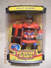 Rescue Heroes 2004 Collectors Edition Billy Blazes New!