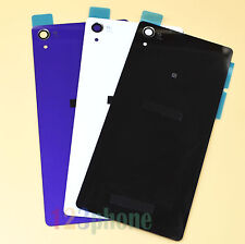 REAR BACK HOUSING BATTERY DOOR COVER LENS GLASS FOR SONY XPERIA Z2 D6503 L50w