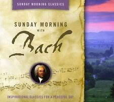 Herbert Waltl, J.S. - Sunday Morning with Bach: Classics for a Peaceful [New CD]