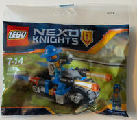 Lego Nexo Kights - Knights Cycle Polybag - Set 30371 - New