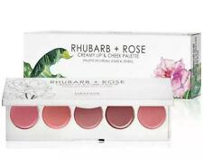 SERAPHINE botanicalsRhubarb + Rose Creamy Lip and Cheek Palette