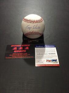 Jorge Soler Royals Autographed Baseball Ball PSA Certified