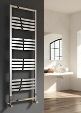 NEW DESIGN Reina bolca aluminium radiator satin POLISHED 870 x 485 mm square