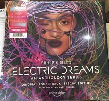 Philip K Dicks Electric Dreams OST LP [Vinyl New] Special Ltd Blue Album RSD BF