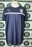 Maglia calcio ITALIA TG XL shirt trikot camiseta maillot jersey