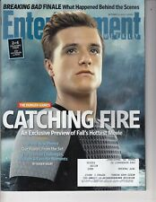 Entertainment Weekly Hunger Games Josh Hutcherson #1280 October 11, 2013  /q9
