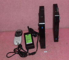 2 Directv HD DVR Digital Satellite Receivers__Model H44-500__Model H25-500.