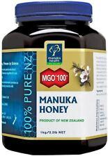 2x MGO 100+ 1kg New Zealand Manuka Honey - Manuka Health