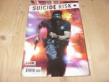 Suicide Risk    #2   Near Mint