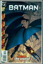 DC Comics BATMAN #566 Superman No Man's Land NM 9.4