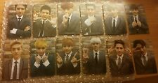 EXO GROWL PACKAGE Photo Cards Photocard*Kris