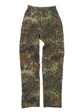 BW Feldhose Flecktarn für Damen, Gr. 36-38  GR. S , gebr.