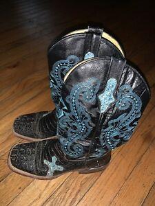 Women's Ferrini Boots