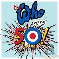 The Who Hits 50 [Audio CD] The Who New Sealed