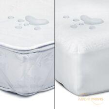Matratzenschoner Matratzenauflage Inkontinenzauflage om 100% Baumwolle Einlage