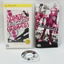 PSP DANGANRONPA Kibo no Gakuen the BEST UMD PS Portable