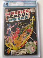Justice League of America #3 (Feb-Mar 1961, DC) PGX 5.0 //CGC// CBCS