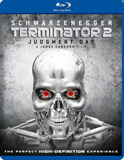 TERMINATOR 2 - SKYNET EDITION - BLU-RAY - REGION B UK