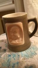 Hornsea Pottery Tankard David Copperfield Dickens Mr Micawber Miss Trotwood