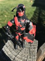 Gi Joe Black Major Alley Viper Mint Right Out Of Package Limited Run