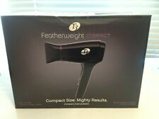 T3 Black Compact Hair Dryer-76850-UK