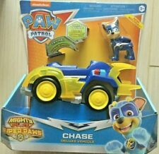 Nickelodeon Paw Patrol Chase Deluxe Vehicle 3+ NEW