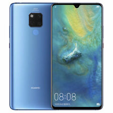 "Huawei Mate 20 X AMOLED ocho núcleos Azul 6/128GB 40MP 7.2"" Doble SIM Teléfono por FedEx"
