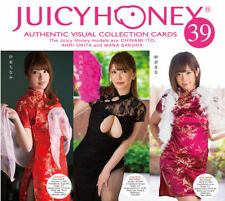 2017 Juicy Honey Series 39 * 72-card SET * Chinami Ito, Anri Okita & Mana Sakura
