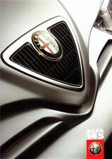ORIGINAL ALFA ROMEO 145 APRIL 1999 A4 FORMAT CAR SALES BROCHURE #02.9.2515.52-S
