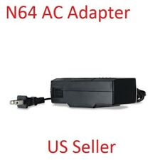 N64 Power AC Adapter Wolrdwide Voltage 110V - 245V for Nintendo 64 Game System