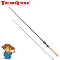 Tenryu SPEED STICK TSS#1L-256B bass fishing baitcasting rod 2020 model