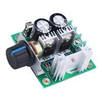 10A 12V-40V DC Pulse Modulation 13khz PWM DC Motor Adjuster Speed Control Switch