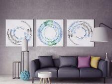 Handgefertigte Deko-Gemälde fürs Wohnzimmer