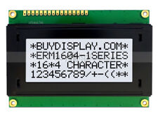 5V Wide Angle 16x4 Character LCD Module Display w/Tutorial,HD44780,Bezel