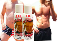 2 Men Slimming Gel Cream Fat Burning Muscle Belly Stomach Reducer Weight Loss