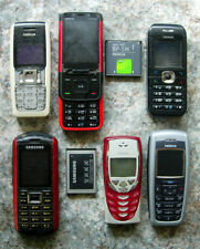 Lot x5 Nokia 2310 2600 5610 6030 8310 + Samsung b2100 Cellulare Mobile Cell Phone