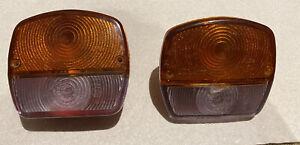 Original Massey Ferguson 500 Series Indicator Side Lights