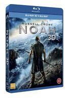 Noah 3D + 2D Blu Ray Region Free